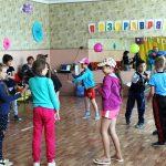 Конкурсно-игровая программа «Да здравствуют дети на всей планете»