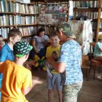 Празднично-игровая программа «Детство веселая страна»