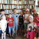 Экскурсия «Волшебный мир библиотеки»