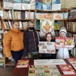 Журнально-иллюстративная выставка «Масленица пришла, весну принесла!»